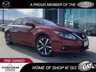Used 2016 Nissan Altima 2.5 SR SALE PENDING for sale in Chatham, ON
