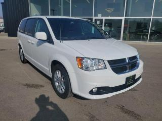 Used 2019 Dodge Grand Caravan CVP/SXT DVD, Tri-Zone Climate, Backup Cam, Bluetooth! for sale in Ingersoll, ON