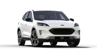 New 2021 Ford Escape SE Hybrid for sale in Brockville, ON