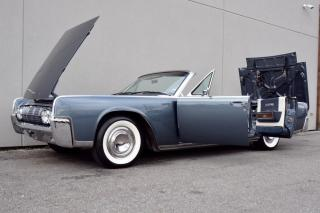 Used 1964 Lincoln Continental Convertible for sale in Vancouver, BC