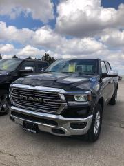 Used 2020 RAM 1500 Laramie Crew 4X4 ONLY 4,000km for sale in Petrolia, ON