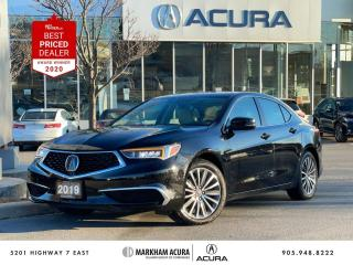 Used 2019 Acura TLX 3.5L SH-AWD w/Tech Pkg for sale in Markham, ON