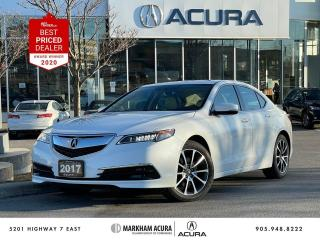 Used 2017 Acura TLX 3.5L SH-AWD w/Tech Pkg for sale in Markham, ON