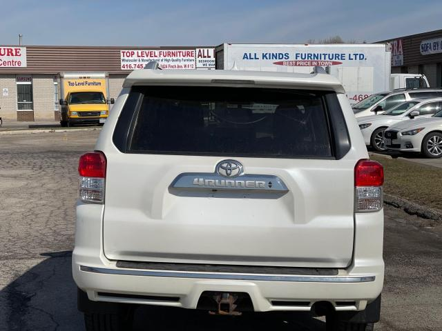 2013 Toyota 4Runner Limited Navigation/Sunroof/Leather/Camera Photo5