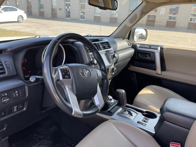 2013 Toyota 4Runner Limited Navigation/Sunroof/Leather/Camera Photo11