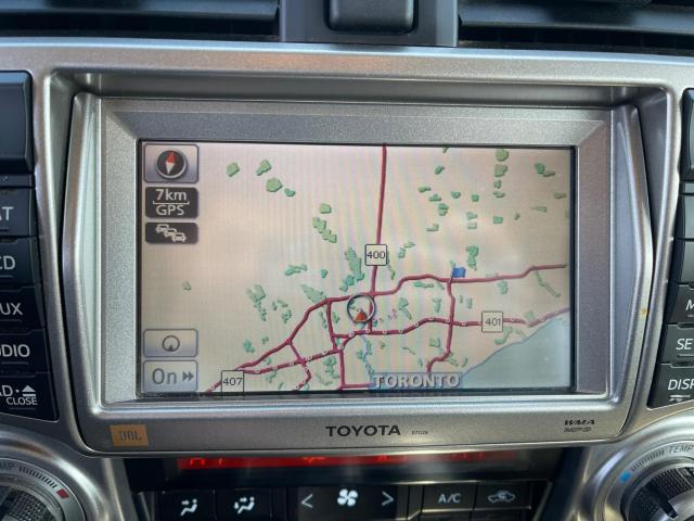 2013 Toyota 4Runner Limited Navigation/Sunroof/Leather/Camera Photo12