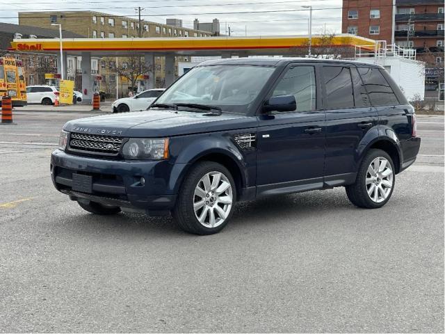 2013 Land Rover Range Rover Sport HSE LUXURY NAVIGATION/SUNROOF/CAMERA Photo2