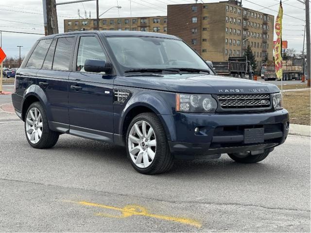 2013 Land Rover Range Rover Sport HSE LUXURY NAVIGATION/SUNROOF/CAMERA Photo7