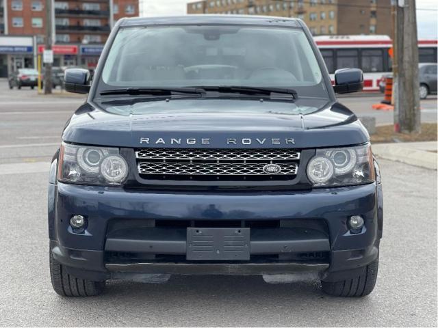 2013 Land Rover Range Rover Sport HSE LUXURY NAVIGATION/SUNROOF/CAMERA Photo8