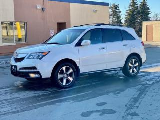 Used 2011 Acura MDX TECH PKG AWD NAVIGATION/REAR CAMERA/7 PASSENGER for sale in North York, ON