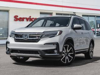New 2021 Honda Pilot Touring 7 Passenger for sale in Brandon, MB