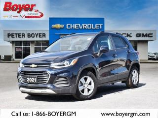 New 2021 Chevrolet Trax LT for sale in Napanee, ON