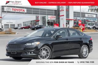 Used 2015 Ford Fusion for sale in Toronto, ON