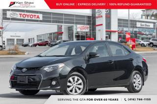Used 2016 Toyota Corolla for sale in Toronto, ON