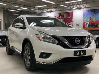 Used 2016 Nissan Murano SL for sale in Paris, ON