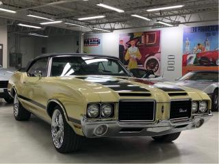 Used 1972 Oldsmobile Cutlass Supreme for sale in Paris, ON