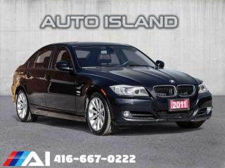 Used 2011 BMW 3 Series 4dr Sdn 328i xDrive **NAVIGATION**LOW KMS!! for sale in North York, ON