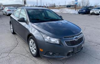 Used 2013 Chevrolet Cruze 4dr Sdn /1YEAR WARRANTY for sale in Brampton, ON