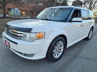 Used 2009 Ford Flex 4dr SEL AWD for sale in Mississauga, ON