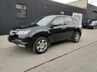 Used 2009 Acura MDX AWD 4dr for sale in Richmond Hill, ON