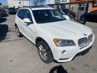 Used 2013 BMW X3 AWD 4dr 28i for sale in Scarborough, ON