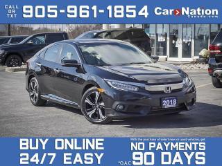 Used 2018 Honda Civic Sedan Touring  SOLD   SOLD   SOLD   SOLD   for sale in Burlington, ON