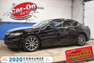Used 2017 Acura TLX A-SPEC V6 SH-AWD w/Tech Pkg for sale in Ottawa, ON