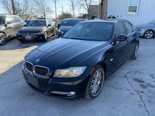Used 2009 BMW 3 Series 335i for sale in Oakville, ON