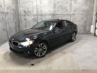 Used 2015 BMW 328 328XI GranTurismo xdrive toit ouvrant cuir bluetooth for sale in St-Nicolas, QC
