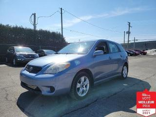 Used 2007 Toyota Matrix for sale in St-Eustache, QC
