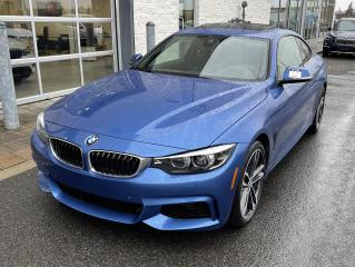 Used 2018 BMW 4 Series 440 440i xDrive Coupe for sale in Dorval, QC