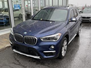 Used 2018 BMW X1 Xdrive28i Sports Activity Vehicle for sale in Dorval, QC