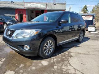 Used 2015 Nissan Pathfinder 2015 NISSAN PATHFINDER SL**83.00$/SEM**4 for sale in Lemoyne, QC