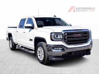 Used 2017 GMC Sierra 1500 1500 SLE 4X4 CREW MAGS for sale in St-Hubert, QC