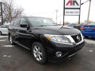 Used 2014 Nissan Pathfinder Awd 7 Passager Auto for sale in St-Eustache, QC