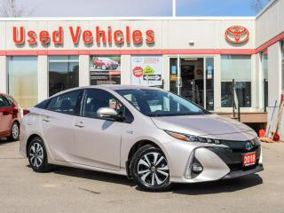 Used 2018 Toyota Prius Prime UPGRADE YES WE ARE OPEN!!!!! for sale in North York, ON