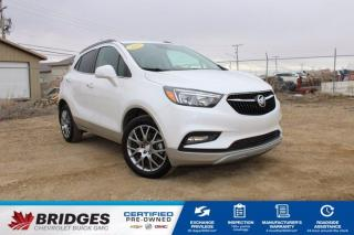 Used 2018 Buick Encore Sport Touring**Sunroof   Remote Start   Clean Carfax** for sale in North Battleford, SK