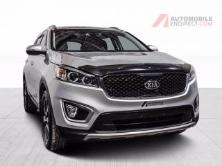 Used 2016 Kia Sorento EX AWD TURBO for sale in Île-Perrot, QC