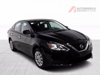 Used 2017 Nissan Sentra S Auto A/C Bluetooth for sale in Île-Perrot, QC