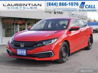 Used 2019 Honda Civic Sedan EX!!  BLUETOOTH!!  HEATED SEATS!! BACKUP CAMERA!! for sale in Sudbury, ON