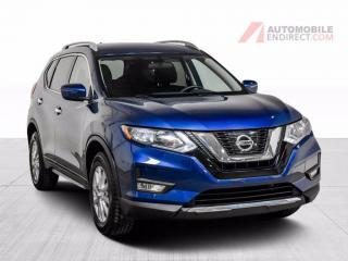 Used 2017 Nissan Rogue SV AWD MAGS CAMÉRA DE RECUL SIEGES CHAUFFANT BLUET for sale in Île-Perrot, QC