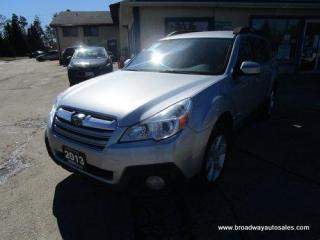 Used 2013 Subaru Outback ALL-WHEEL DRIVE PREMIUM EDITION 5 PASSENGER 2.0L - DOHC.. HEATED SEATS.. AM/FM/CD CONNECTION.. BLUETOOTH SYSTEM.. KEYLESS ENTRY.. for sale in Bradford, ON