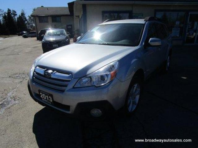 2013 Subaru Outback ALL-WHEEL DRIVE PREMIUM EDITION 5 PASSENGER 2.0L - DOHC.. HEATED SEATS.. AM/FM/CD CONNECTION.. BLUETOOTH SYSTEM.. KEYLESS ENTRY..