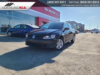 Used 2017 Volkswagen Golf Trendline BACKUP CAMERA, HEATED SEATS for sale in Calgary, AB