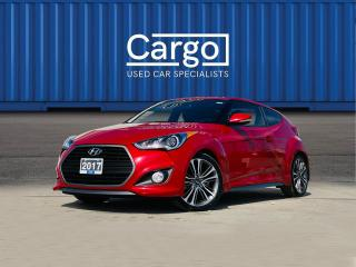 Used 2017 Hyundai Veloster Turbo for sale in Stratford, ON