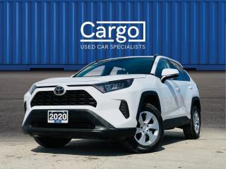 Used 2020 Toyota RAV4 LE for sale in Stratford, ON