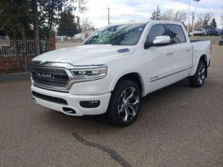 New 2021 RAM 1500 Limited 4x4 Crew Cab 5'7  Box #9 for sale in Medicine Hat, AB
