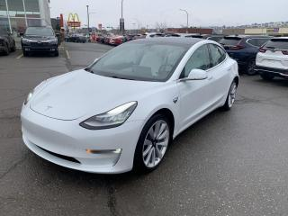 Used 2019 Tesla Model 3 Longue autonomie TI for sale in Rivière-Du-Loup, QC