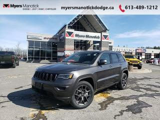 New 2021 Jeep Grand Cherokee - $344 B/W for sale in Ottawa, ON