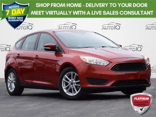 Used 2018 Ford Focus SE | 5DR HB | 2.0 l | HEATED SEATS | REMOTE START | LOW KM'S for sale in Waterloo, ON